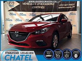 Mazda Mazda3 GS - MANUELLE - CAMÉRA DE RECUL - CRUISE 2015