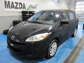 Mazda Mazda5 GS 2013 **NOUVEAU PRIX**