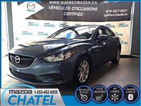Mazda Mazda6 GX (AUTO A/C) 2014 **GARANTIE PROLONGÉE MAZDA INCLUSE**