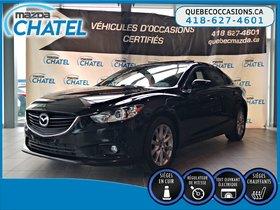 Mazda Mazda6 GS-L - TOIT OUVRANT- SIEGES CHAUFFANTS- BLUETOOTH 2015