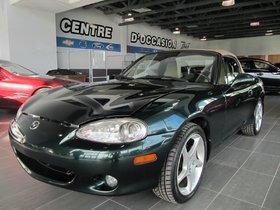 Mazda MX-5 Miata  2001 **TOIT RIGIDE INCLUS**