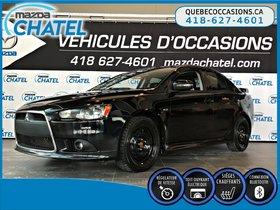 Mitsubishi Lancer SE AWD - TOIT OUVRANT - SIEGES CHAUFFANTS 2015