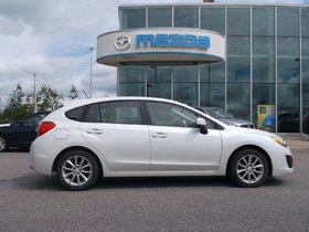Subaru Impreza Touring Edition 2012