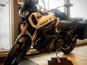 2017 Yamaha XT1200Z XT1200Z