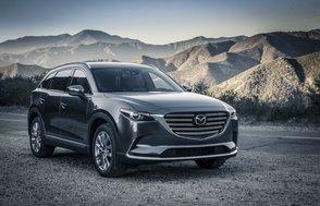 Les trois véhicules Mazda 2017 les plus spacieux
