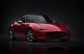 Avec la Mazda MX-5 2017, l'été a bien meilleur goût