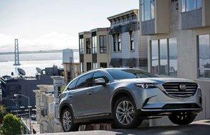 Mazda CX-9 2018 : un VUS intermédiaire pas comme les autres