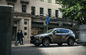 Quelques essais routiers du Mazda CX-5 2019 Signature