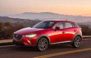 Mazda CX-3 : prendre le marché d'assaut