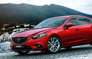 Mazda 6 2014 – Réussite mécanique et esthétique