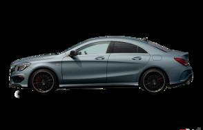 Mercedes-Benz Classe CLA 2014 45 AMG 4MATIC