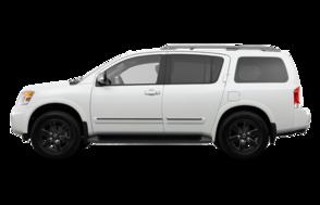 Nissan Armada PLATINE 2014
