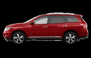 Nissan Pathfinder Hybride PLATINE PRIVILÈGE 2014