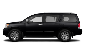 Nissan Armada 2015 PLATINE