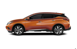 Nissan Murano 2015 PLATINE