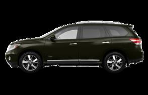 Nissan Pathfinder Hybride 2015 PLATINE