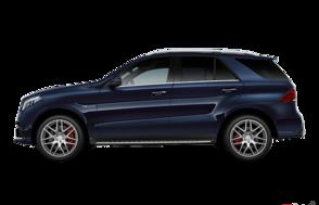 Mercedes-Benz Classe GLE 2016 63 S 4MATIC