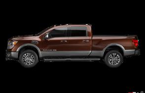 Nissan Titan XD 2016 PLATINE RÉSERVE