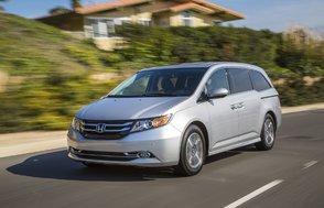 Honda Odyssey 2015, perfection sur roues