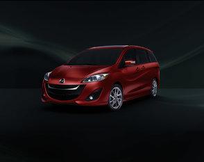 Mazda 5 2014 – S'amuser en famille