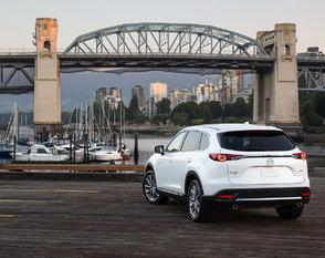 Mazda CX-9 2019 : plus d'équipements et de choix