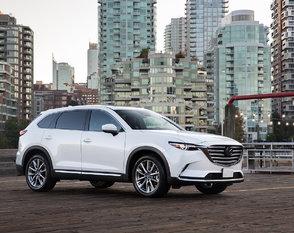 Mazda CX-9 2019 : une foule d'améliorations
