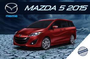Mazda 5 2015