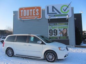 Chrysler Town & Country Limited 2011 CUIR+TOIT+GR ELECTRIQUE