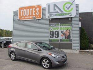 Hyundai Elantra GLS 2012 TRES PROPRE