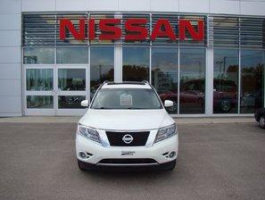 Nissan Pathfinder Platinum 2014 Véhicule Certifié Nissan