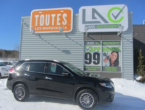 Nissan Rogue S 2015 AWD+CAMERA+SIEGES CHAUFFANT