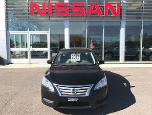 Nissan Sentra S 2013 Groupe Electrique / A/C