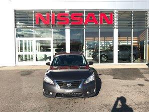 Nissan Sentra SR 2013 Véhicule d'occasion certifié