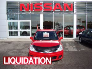Nissan Versa 1.8 SL 2011 LIQUIDATION PRIX D'ENCAN