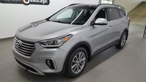 Hyundai Santa Fe XL 2017 LUXURY 6pl, AWD, toit panoramique, navigation
