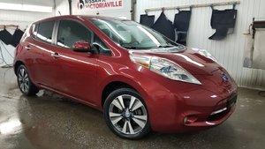 Nissan Leaf 2013 SL | CUIR | NAVIGATION | SIÈGES CHAUFFANTS