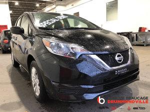 Nissan Versa Note 2018 SPÉCIAL DÉMO- SV- CAMÉRA- MAGS!!