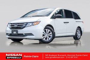 Honda Odyssey SE 8 PASSAGERS 2015