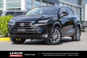 2015 Lexus NX 200t LUXURY