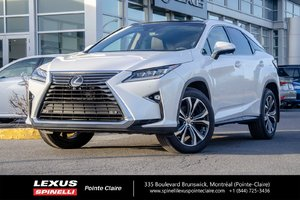 2017 Lexus RX 350 EXECUTIVE PACKAGE, NAVIGATION, PANORAMIC ROOF
