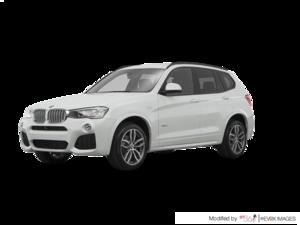 2016 BMW X3 xDRIVE 28i