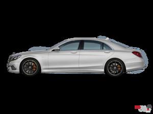 2016 Mercedes-Benz S-Class 400 4MATIC