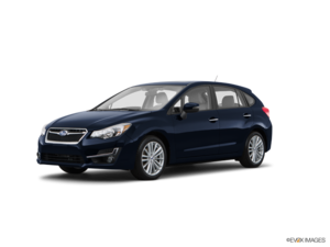 Subaru Impreza 2.0i 4 PORTES 2016