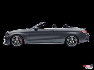 2017 Mercedes-Benz Classe C Cabriolet C 300 4MATIC