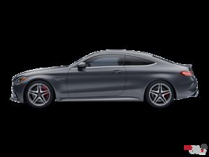 2017 Mercedes-Benz C-Class Coupe 300 4MATIC