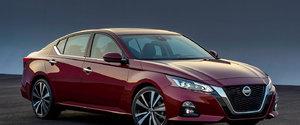 La Nissan Altima 2019 est réellement une berline unique