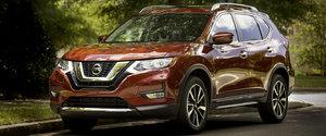 Le Nissan Rogue 2019 vs le Hyundai Tucson 2019