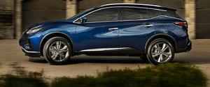 Nissan Murano 2019 vs Chevrolet Blazer 2019