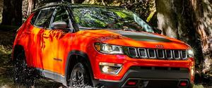 Redécouvrez le Jeep Compass !