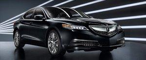 Les différentes versions de l'Acura TLX 2017